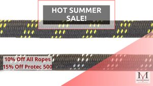 Hot Summer Sale all Ropes and Protec 500